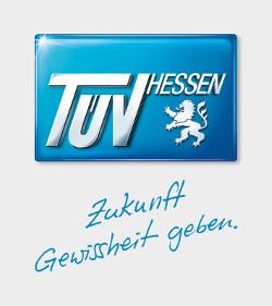 TÜV Hessen - Zukunft Gewissheit geben.